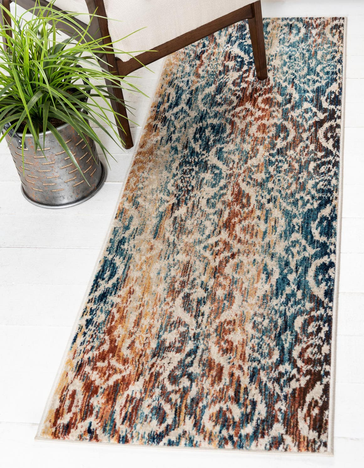 2' x 6' Ethereal Runner Rug main image
