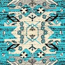 Link to Turquoise of this rug: SKU#3137464