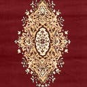Link to Burgundy of this rug: SKU#3137479