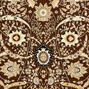 Link to Brown of this rug: SKU#3137526