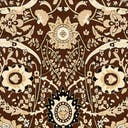 Link to Brown of this rug: SKU#3137539