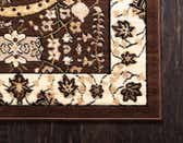 6' x 9' Isfahan Design Rug thumbnail