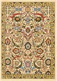 7' x 10' Isfahan Design Rug thumbnail