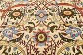 8' x 8' Isfahan Design Square Rug thumbnail