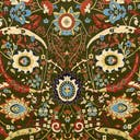 Link to Green of this rug: SKU#3137526