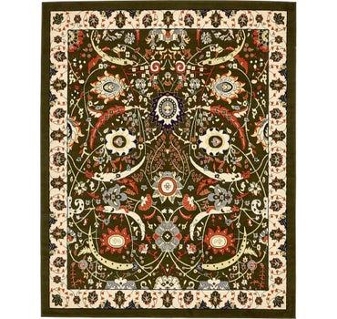 8' x 10' Isfahan Design Rug main image