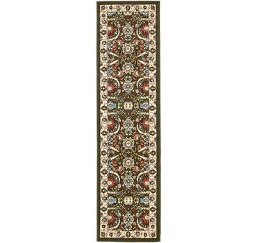 2' 2 x 8' 2 Isfahan Design Runner Rug main image