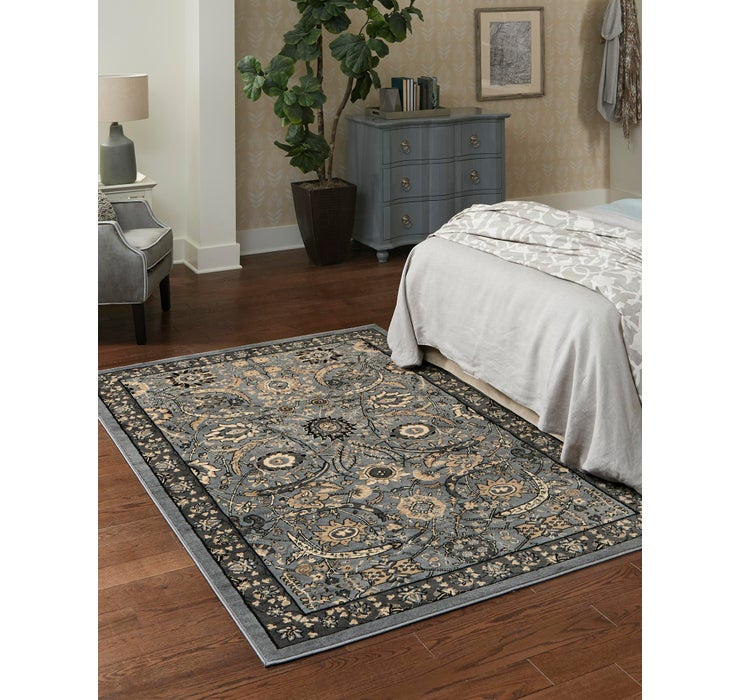 Dark Gray Neda Rug