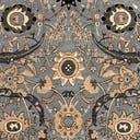 Link to Dark Gray of this rug: SKU#3137553
