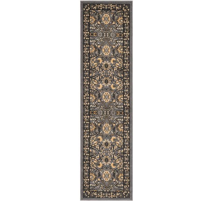 2' 2 x 8' 2 Isfahan Design Runner Rug