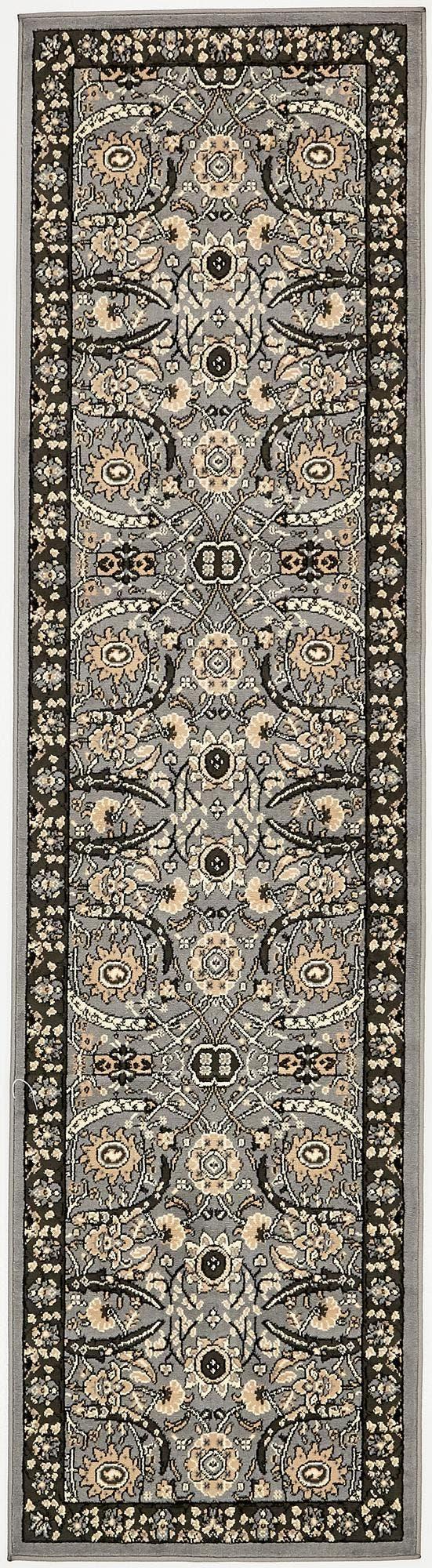 2' 7 x 10' Isfahan Design Runner Rug main image