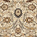Link to Ivory of this rug: SKU#3137550