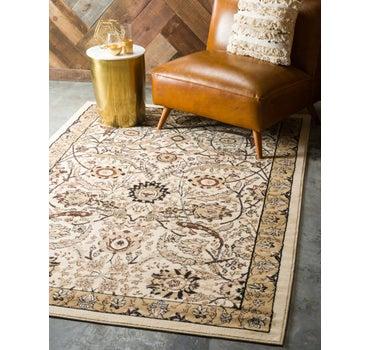 4' x 6' Isfahan Design Rug main image