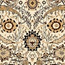 Link to Ivory of this rug: SKU#3137576