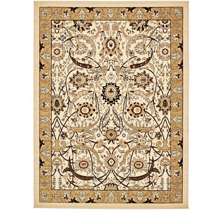 9' x 12' Isfahan Design Rug