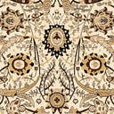 Link to Ivory of this rug: SKU#3137532