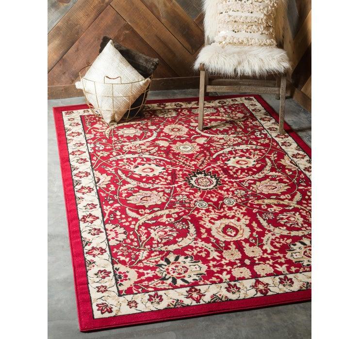 4' x 6' Isfahan Design Rug