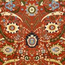 Link to Terracotta of this rug: SKU#3137550