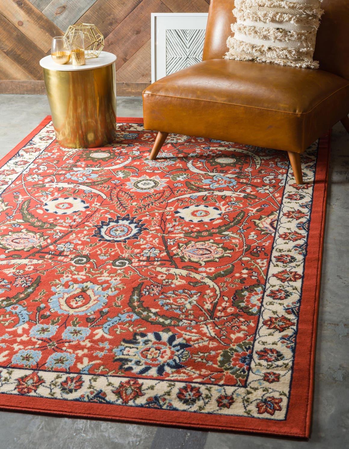 2' 2 x 3' Isfahan Design Rug main image