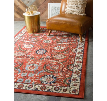7' x 10' Isfahan Design Rug main image