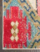 65cm x 200cm Santa Fe Runner Rug thumbnail