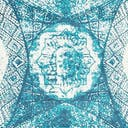 Link to Turquoise of this rug: SKU#3137726