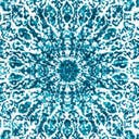 Link to Turquoise of this rug: SKU#3137754