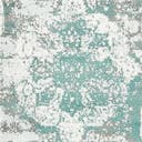 Link to Turquoise of this rug: SKU#3137793