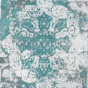 Link to Turquoise of this rug: SKU#3134092