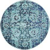 100cm x 100cm Palazzo Round Rug thumbnail