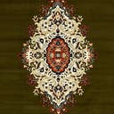 Link to Green of this rug: SKU#3119170