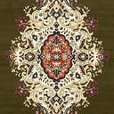 Link to Green of this rug: SKU#3128734