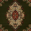 Link to Green of this rug: SKU#3124965