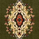 Link to Green of this rug: SKU#3128752