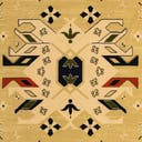 Link to Cream of this rug: SKU#3134458