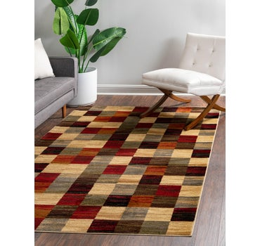 8' x 10' Coffee Shop Rug main image
