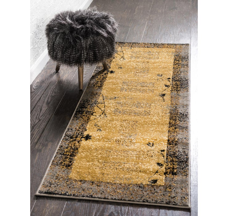65cm x 183cm Coffee Shop Runner Rug