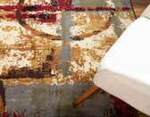 3' x 5' 3 Coffee Shop Rug thumbnail