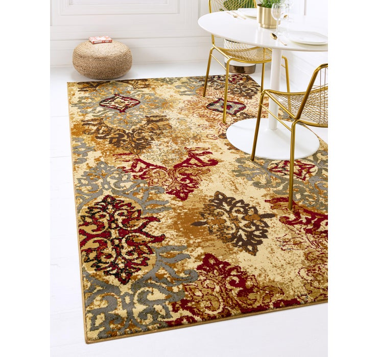 65cm x 90cm Coffee Shop Rug