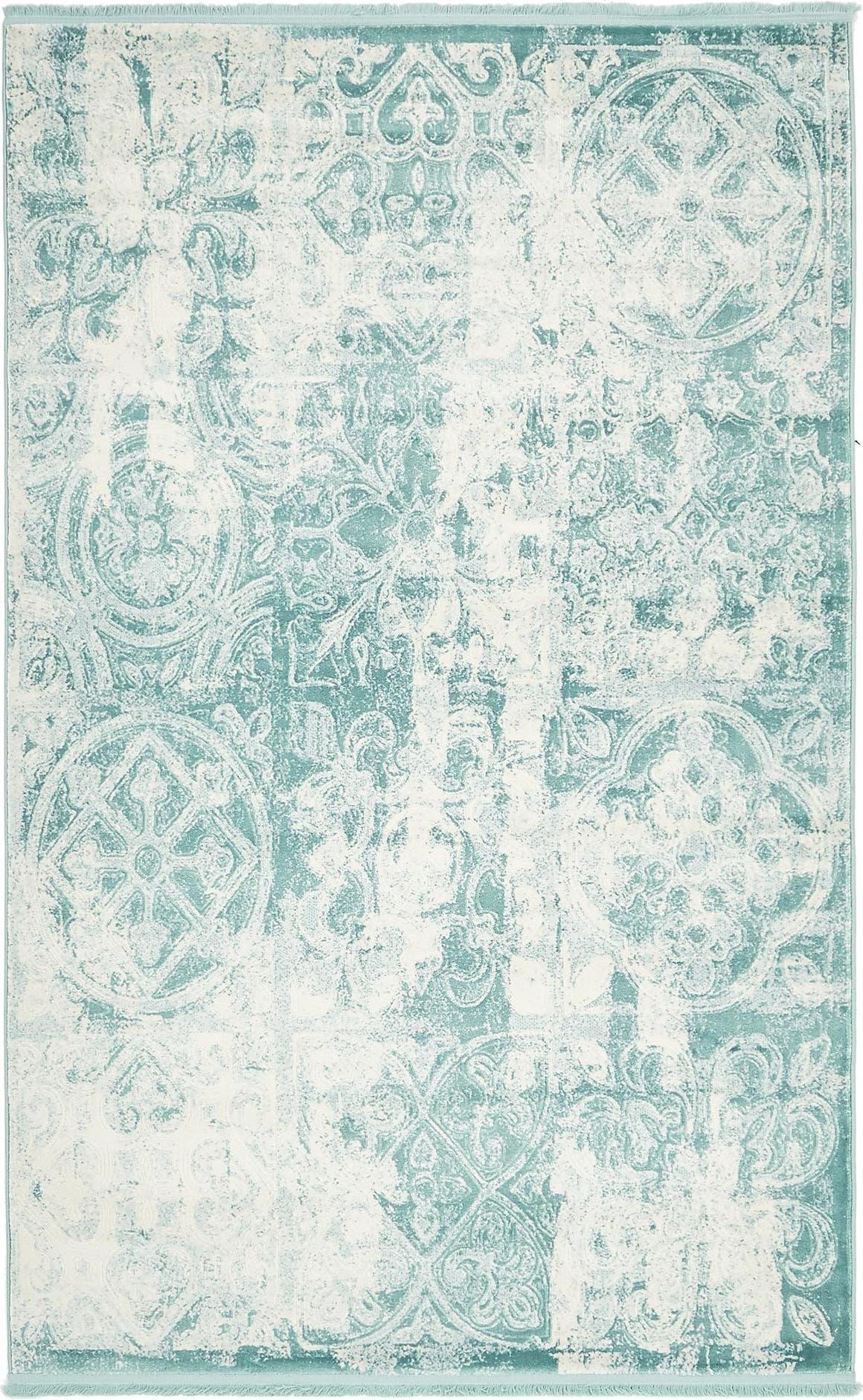 5' x 8' New Vintage Rug main image