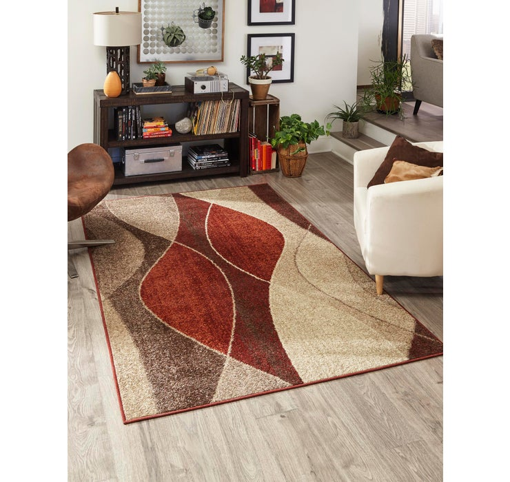 Image of 5' x 8' Harvest Rug