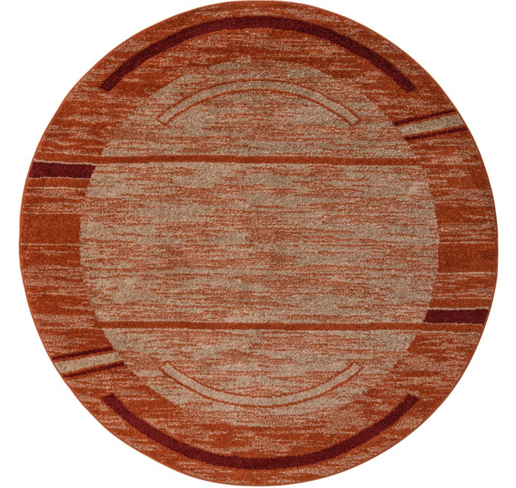 8' x 8' Harvest Round Rug