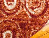 8' x 8' Harvest Round Rug thumbnail