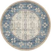 152cm x 152cm Vienna Round Rug thumbnail