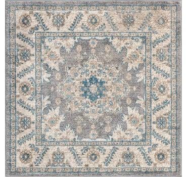 4' x 4' Vienna Square Rug main image