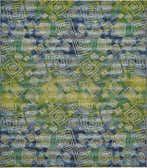 10' x 12' Outdoor Modern Rug thumbnail