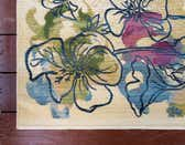 5' 3 x 8' Outdoor Botanical Rug thumbnail