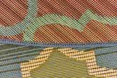 8' x 8' Outdoor Trellis Round Rug thumbnail
