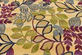 10' x 12' Outdoor Botanical Rug thumbnail