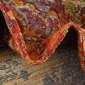 3' 3 x 3' 3 Outdoor Modern Round Rug thumbnail